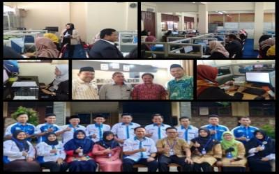 Pelaksanaan Rangkaian Ujian Akhir Bagi Siswa Kelas XII SMK Al-Muhtadin Depok Tahun Pelajaran 2018-2019